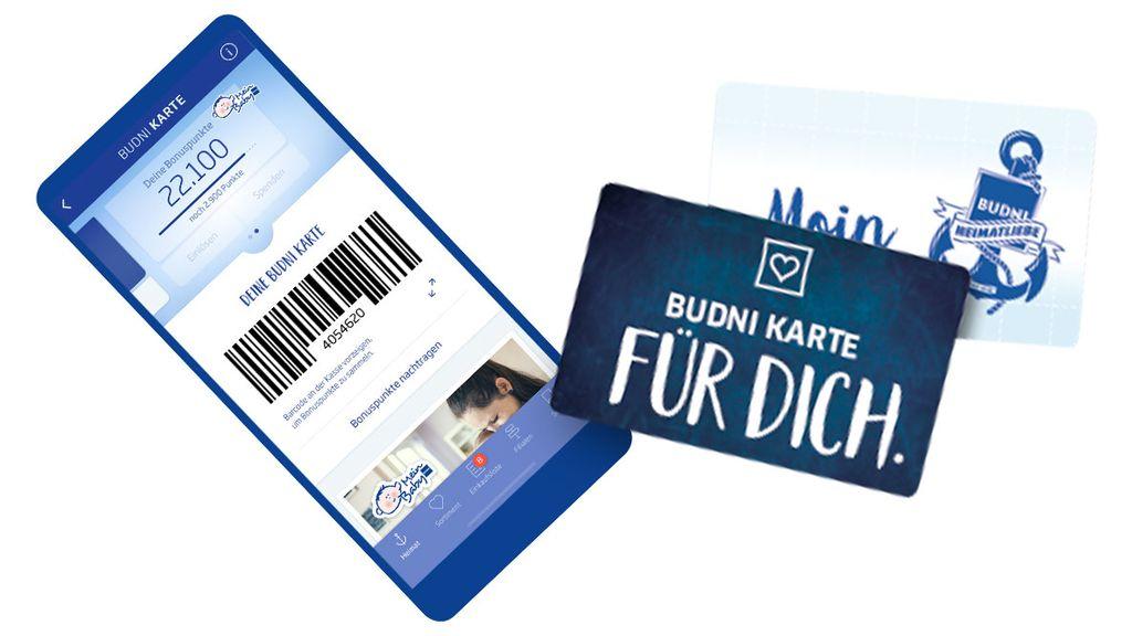 Deutschlandcard 2 Karte Anmelden.Budni Karte Bonuspunkte Rabatte Und Co Budni